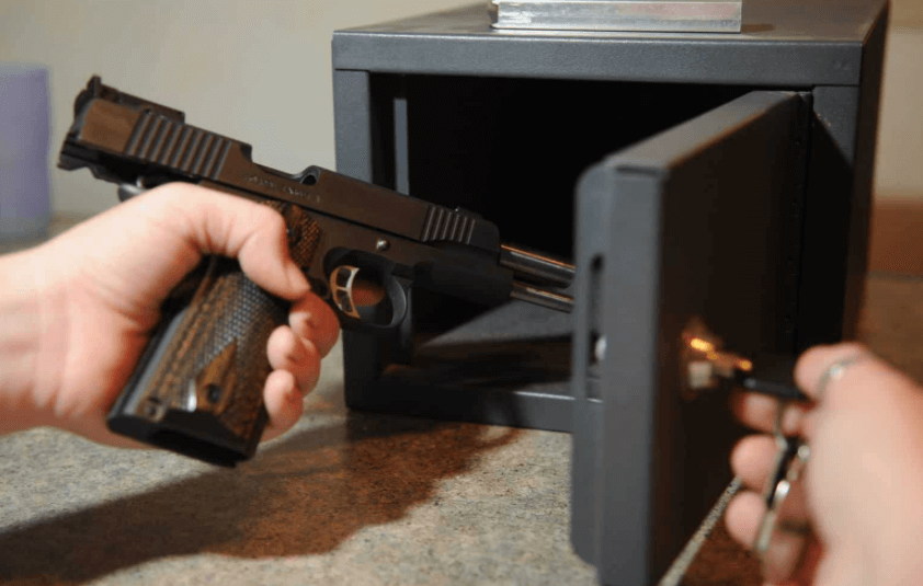 How to Secure a Safe in an Apartment
